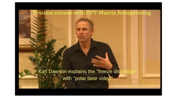 release body trauma with Karl Dawson