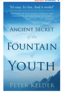 Fountain of Youth book