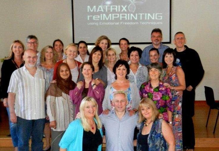 Cape Town EFT-Matrix Reimprinting training 2009