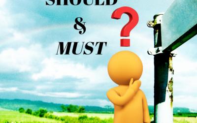 Choosing between SHOULD or MUST
