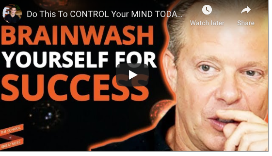 "Creating your Healthy, Happy Future Self – Dr Joe Dispenza on ""Brainwashing Your Success"""